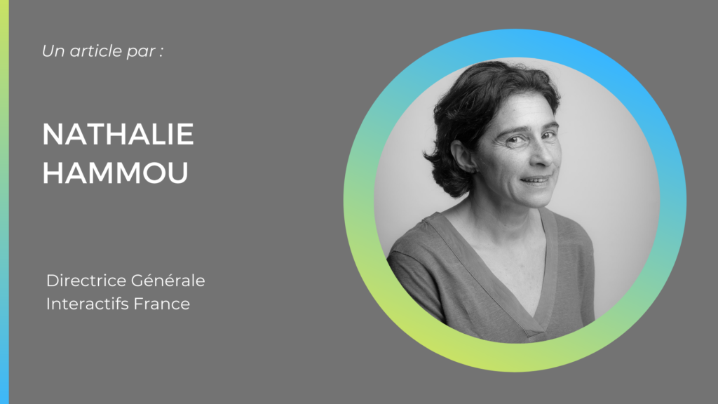 Nathalie Hammou, Interactifs France