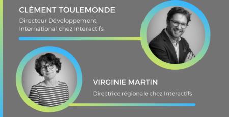 Virginie Martin, Clément Toulemonde, coachs et formateurs intelligence relationnelle
